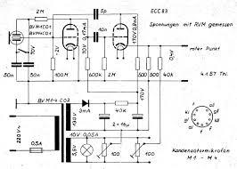 xaudia microphone blog  thiele m4 microphone circuit