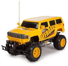 Купить <b>Машинка радиоуправляемая New Bright</b> Hummer 1:10 ...