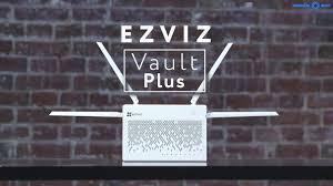 Обзор <b>роутера Ezviz</b> Vault Plus в 4K - YouTube