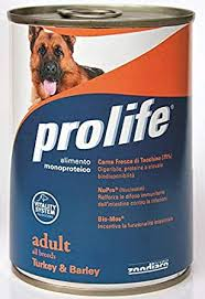 LifePro <b>Prolife Adult</b> All Breeds for Dogs 400g, Heel and Barley ...