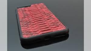 <b>Чехол</b> для iPhone 7+/ 8+ из <b>натуральной</b> кожи питона купить в ...