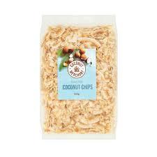 Buy <b>Organic Toasted Coconut Chips</b> 500g | Coconut Merchant