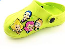 Lot of <b>100 Pcs PVC</b> Different Random Shoe Charms for Croc ...