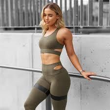 <b>Women Yoga</b> Set <b>Women Sport Suit</b> Gym Set Gym Clothing ...