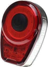 Велосипедный <b>фонарь задний Moon Ring</b> красный купить, цены ...