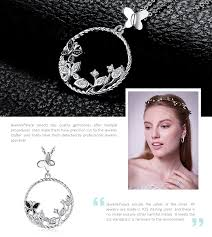 <b>JewelryPalace 925</b> Sterling Silver Pendants <b>Necklace</b> Black ...