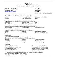 resume example child modeling resume sample modeling resume resume example child modeling resume example pic child modeling resume sample 35 child modeling