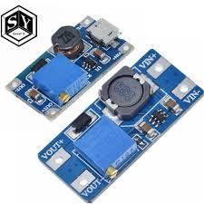<b>1PCS Great IT</b> MT3608 2A Max DC DC Step Up Power Module ...
