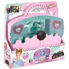 <b>Набор для творчества Canal</b> Toys Slime Glam большой набор ...