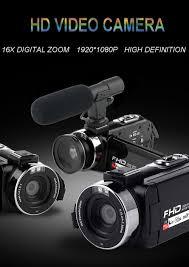 <b>KOMERY Video</b> Camera 1080P Full HD Portable Digital <b>Video</b> ...