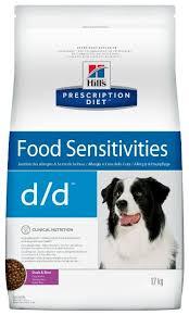 <b>Корм</b> для собак <b>Hill's Prescription</b> Diet при аллергии, утка с рисом ...