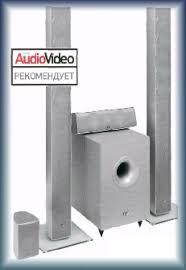 "<b>ELAC</b> CiNEMA PIPE/SAT/XL обзор. Журнал ""Салон AudioVideo"""