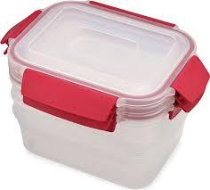<b>Набор пищевых контейнеров</b> Joseph Joseph Nest Lock, 1,1 л, <b>3</b> шт
