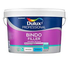 Финишная <b>шпатлевка DULUX Bindo</b> Filler купить по цене от 278 ...