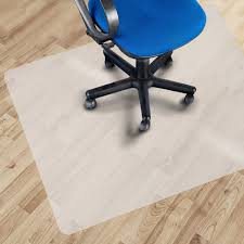 office marshal eco office chair mat for hard floor protection 30 x 48 no bpa phthalates odorless amazoncom stills office