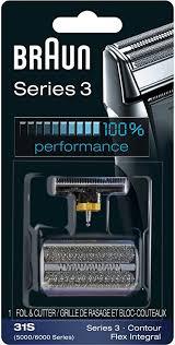 <b>Braun Series 3 31S</b> Foil & Cutter Replacement Head, Compatible ...