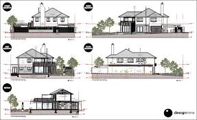Residential Architectural Plans   VAlineResidential House Plans and Elevations