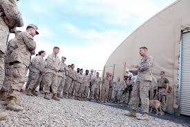 u s department of defense photo essay u s marine corps staff sgt brian n burgess right briefs marines and