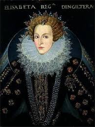Queen Elizabeth I, c.1592. <b>Circle</b> of John Bettes the Elder. Temple ...