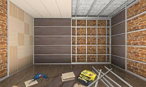 Монтаж облицовочных панелей для стен