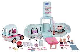 Купить <b>Кукла</b>-сюрприз <b>MGA Entertainment LOL</b> Surprise Glamper ...