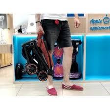 <b>Детская коляска трансформер Xiaomi Light</b> Baby Folding Stroller ...
