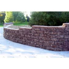 Small Picture Wall Blocks Hardscapes The Home Depot