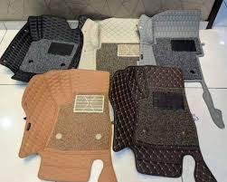 <b>High Quality</b> Leather <b>7D</b> Car Mat, Rs 7800 /piece Lotex Auto ...