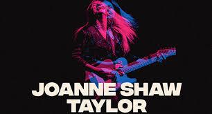 <b>Joanne Shaw Taylor</b> |