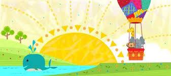 <b>Animal</b> Adventure - <b>Cute Animals</b> In A Hot <b>Air Balloon</b> In A Magical ...