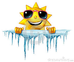 Image result for clipart of heat fallling out of the sun