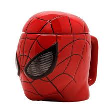 Кружка <b>3D</b> ABYstyle: MARVEL: Mug <b>3D</b>: <b>SPIDER:MAN</b> x2 ...