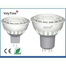 GU10 <b>LED</b> Light Bulbs <b>LED Glass</b> Illuminant <b>Mr16</b> Gu10 <b>5w</b> Cob ...