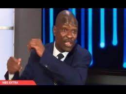 003   No Body Knows Museveni Tamale Mirundi On NBS TV UGANDA