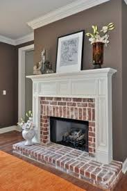 the best paint colours for walls to coordinate with a brick fireplace amazing living room color
