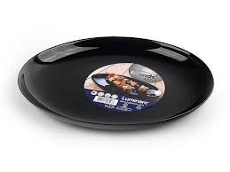 <b>Блюдо для пиццы Luminarc</b> Friends time Black M0066 32см: купить ...