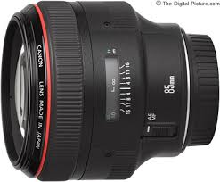 <b>Canon EF 85mm f/1.2L</b> II USM Lens Review