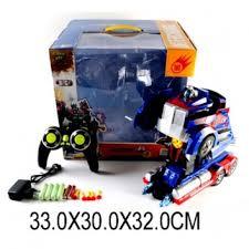 Игрушка-<b>трансформер</b> радиоуправляемая <b>Робот</b>-<b>машина</b> Наша ...