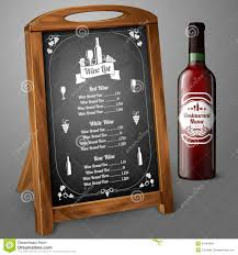 wine menu template 25 psd eps documents