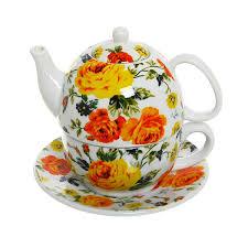 """Набор <b>чайный</b> керамический 3 предмета """"Эгоист"""" (чайник 350мл ..."""