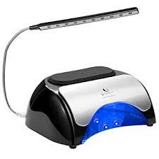 Buy LED UV Nail Dryer USpicy <b>48W LED UV Nail</b> Lamp for Gel ...