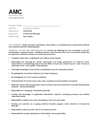 leasing consultant cover letter cover letter sample apartment leasing consultant cover letter