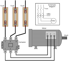 "ac motor control circuits ac electric circuits worksheets after years of faithful service one day this motor refuses to start it makes a ""humming"" sound when the contactor is energized relay contacts close"