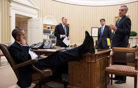 واشنطن - اوباما يناقش تهديد الدولة الإسلامية مع مساعديه