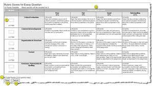 Ap english literature essay grading rubric literature review ratio