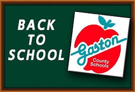 Image result for first day of school gaston county