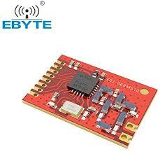 <b>EBYTE E07</b>-<b>868MS10 CC1101</b> 868 MHz Transceiver rf Module ...