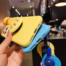 For Huawei Honor V10 V20 3D Cute Cartoon <b>Soft Silicone Pure</b> ...