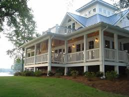 Architecture Architecture House Plans  Exquisite House Plan With    Architecture Architecture House Plans  Exquisite House Plan With Wrap Around Porch And Warm Grey Metal