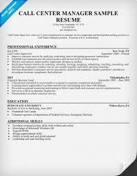 customer service call center resume representative resume sample